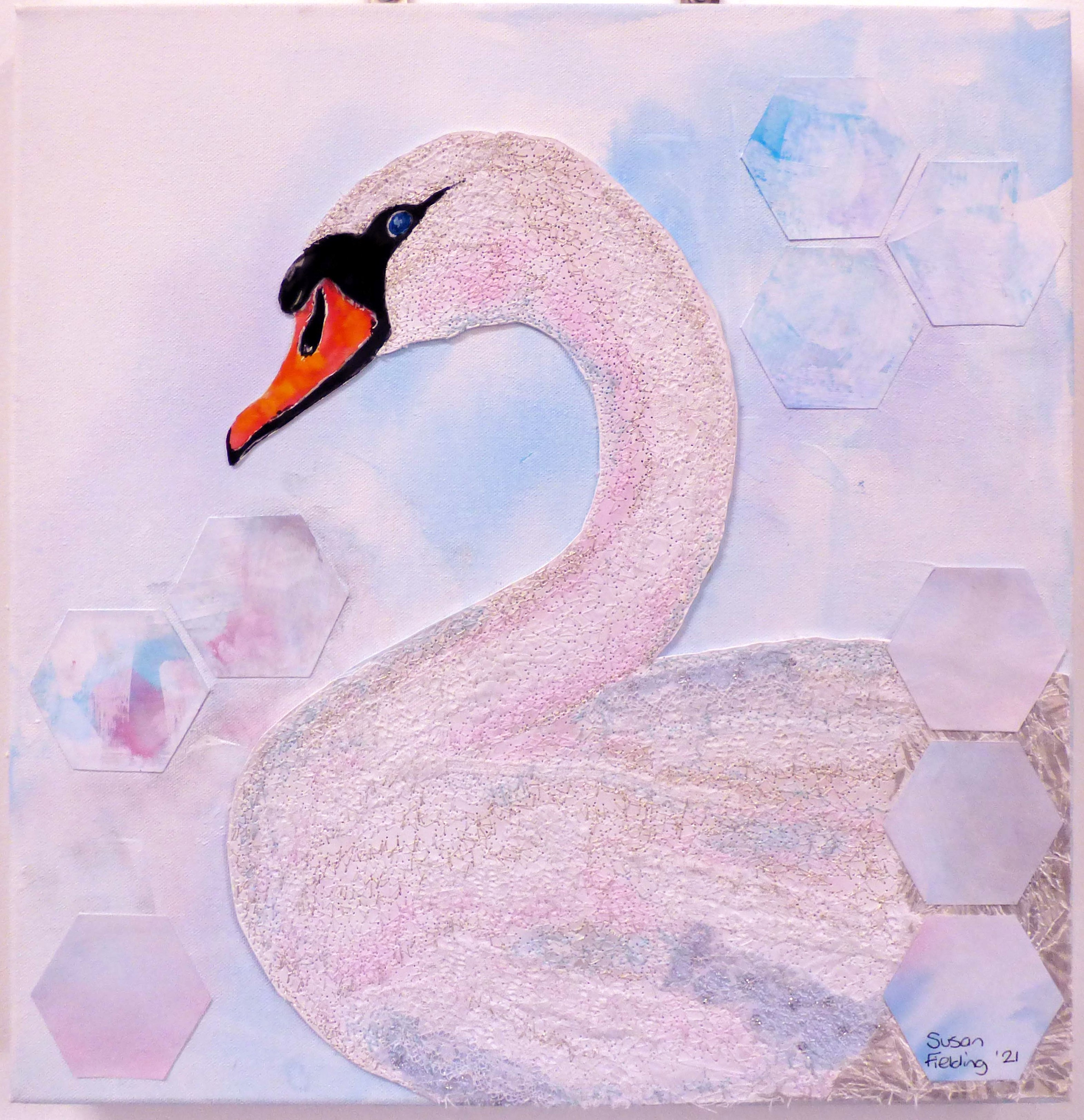 SWAN by Susan Fielding, Natural Progression Group, July 2021