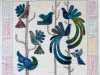 PEACOCKS AND PIGEONS by Jane Holmes, Natural Progression Group, July 2021