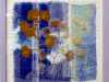 GINKO-GOLD AND BLUE by Jane Holmes, Natural Progression Group, July 2021