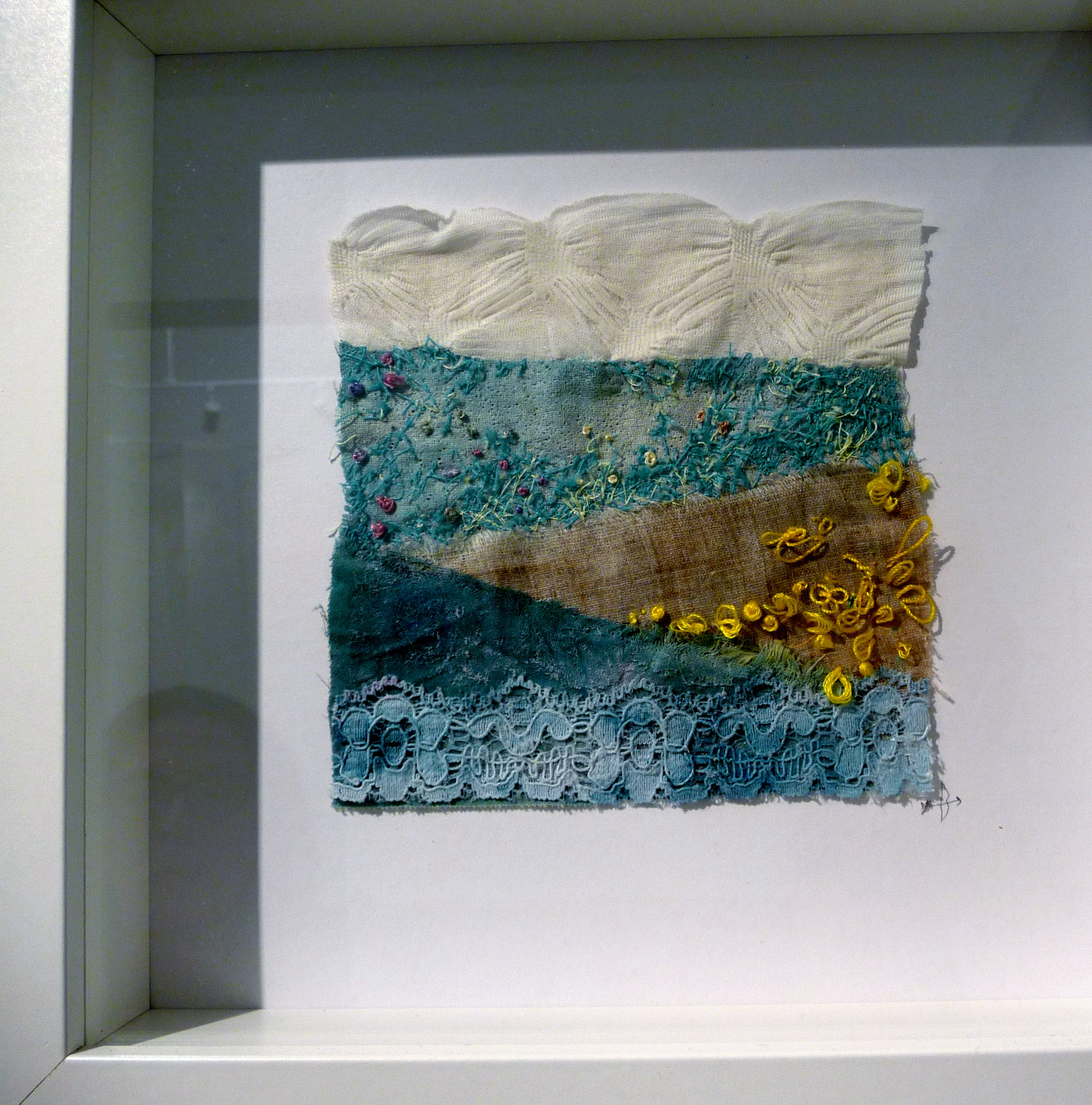 LANDSCAPE 4 by Kirsty Archer of TX Textiles group