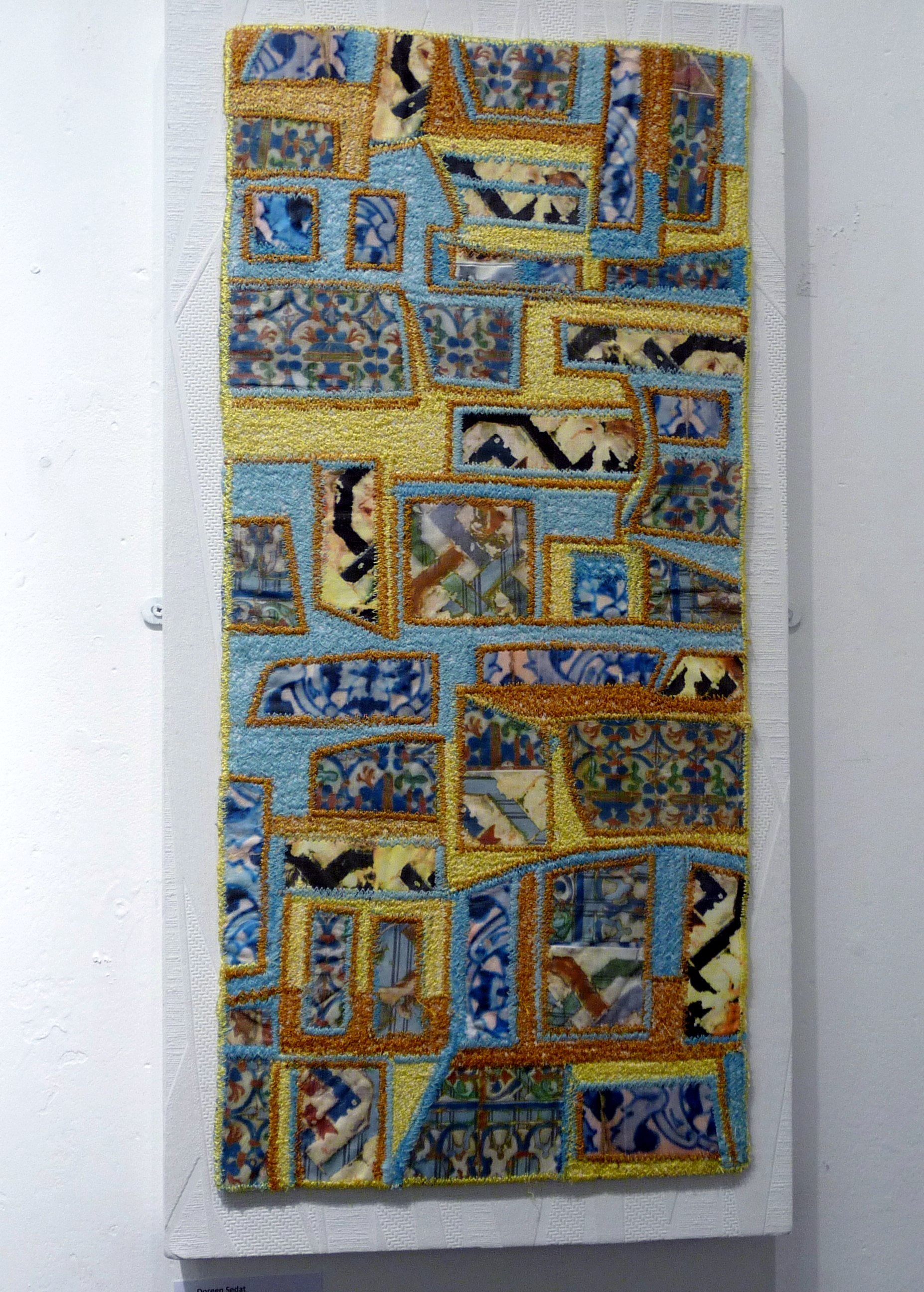 ECHOES OF THE MOORS 2 by Doreen Sedat of TX Textiles group