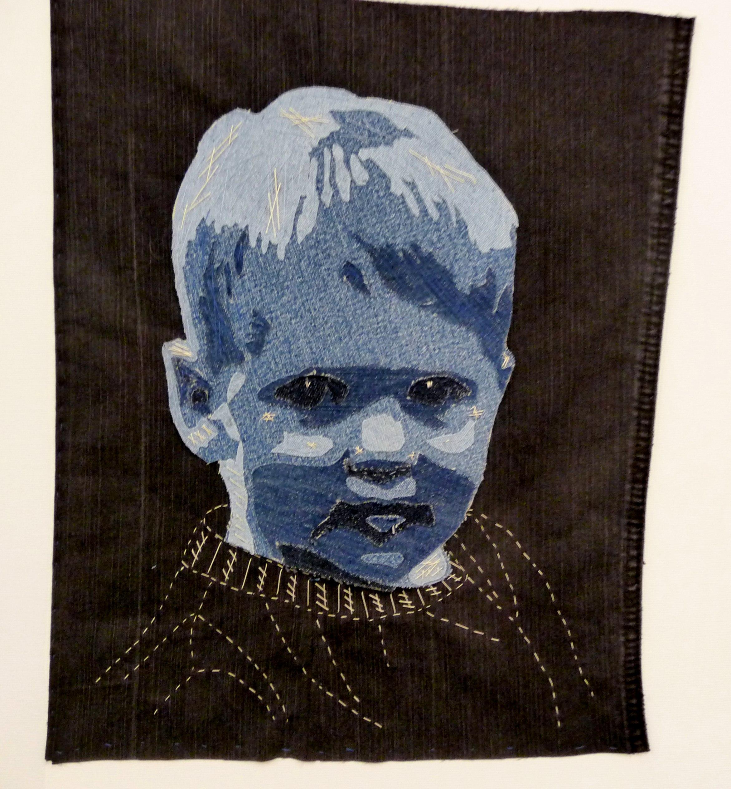 ARCHIE by Sue Archer of TX Textile group