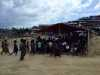 refugee camp at Cox's Bazar, Bangladesh