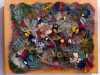 FOREST FLOOR by Pat Holt, Natural Progression Textile Group, Jan 2020