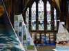 On The Edge Of exhibition By Textile 21 at Chester Cathedral 2019