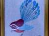 FANTAIL, hand stitch, Rose Bowl competition 2021 (test page)