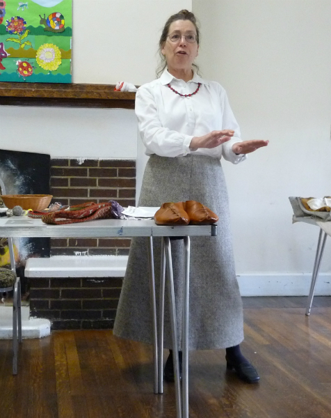 Sarah Thursfield - the Mediaeval Tailor