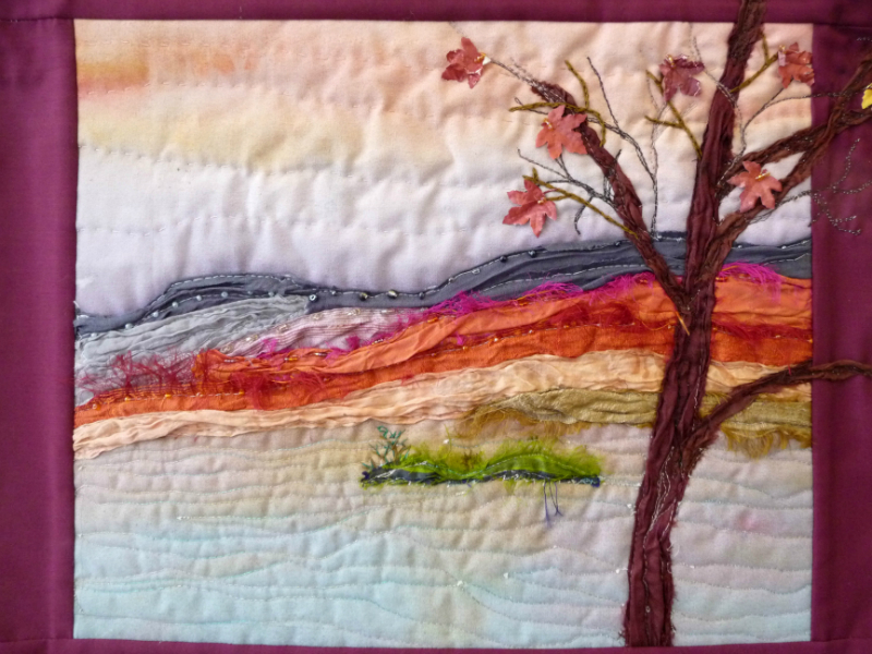 AUTUMNAL ASPECTS by Sue Chisnell-Sumner