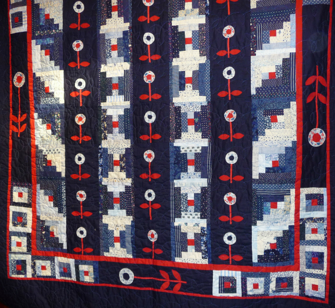 Quilt by Val Farmer