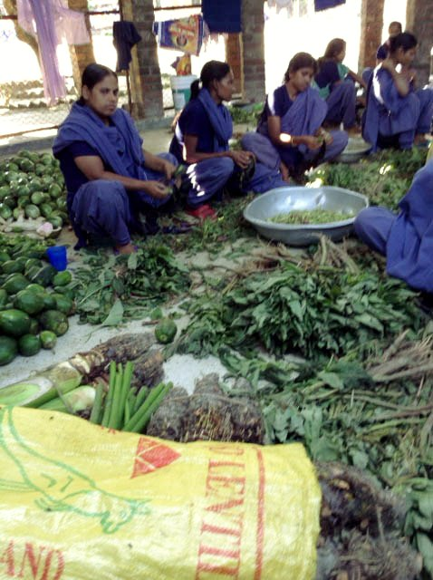 a market in Sreepur, Bangladesh