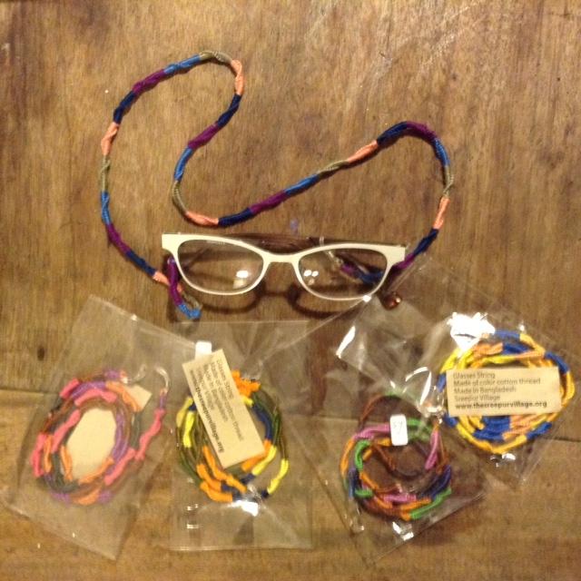 New Sreepur stock - glasses strings 2015