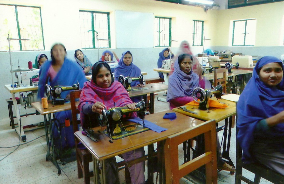 Sreepur training garment factory