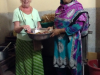 Rubina Porter MBE in Sreepur, Bangladesh 2015