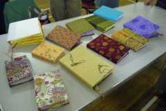 Stitched Sketchbooks WORKSHOP by Alison Mercer, Nov 2010