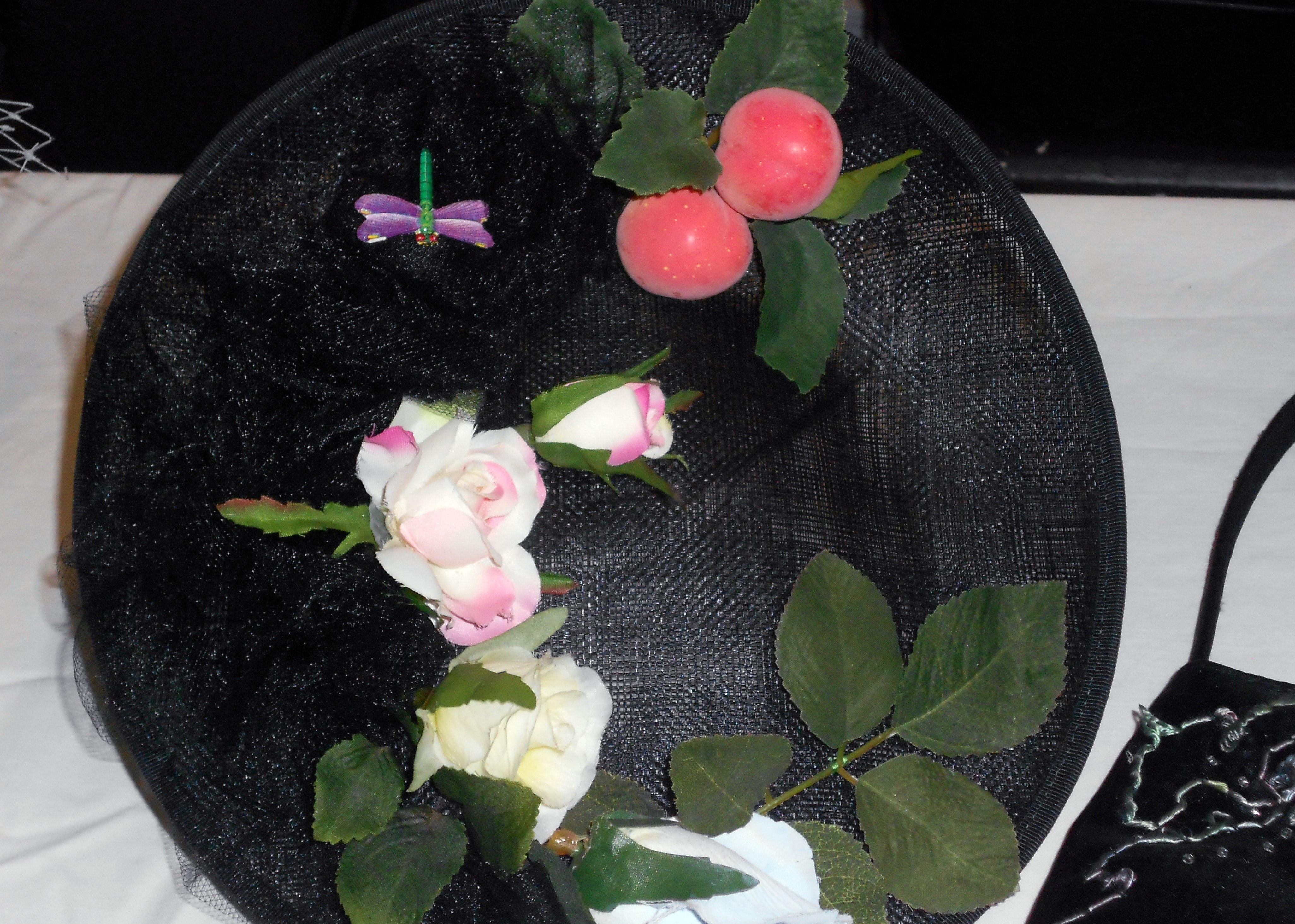 "Hats by Heather Wilson, ""Maker of Mad & Beautiful Things"""