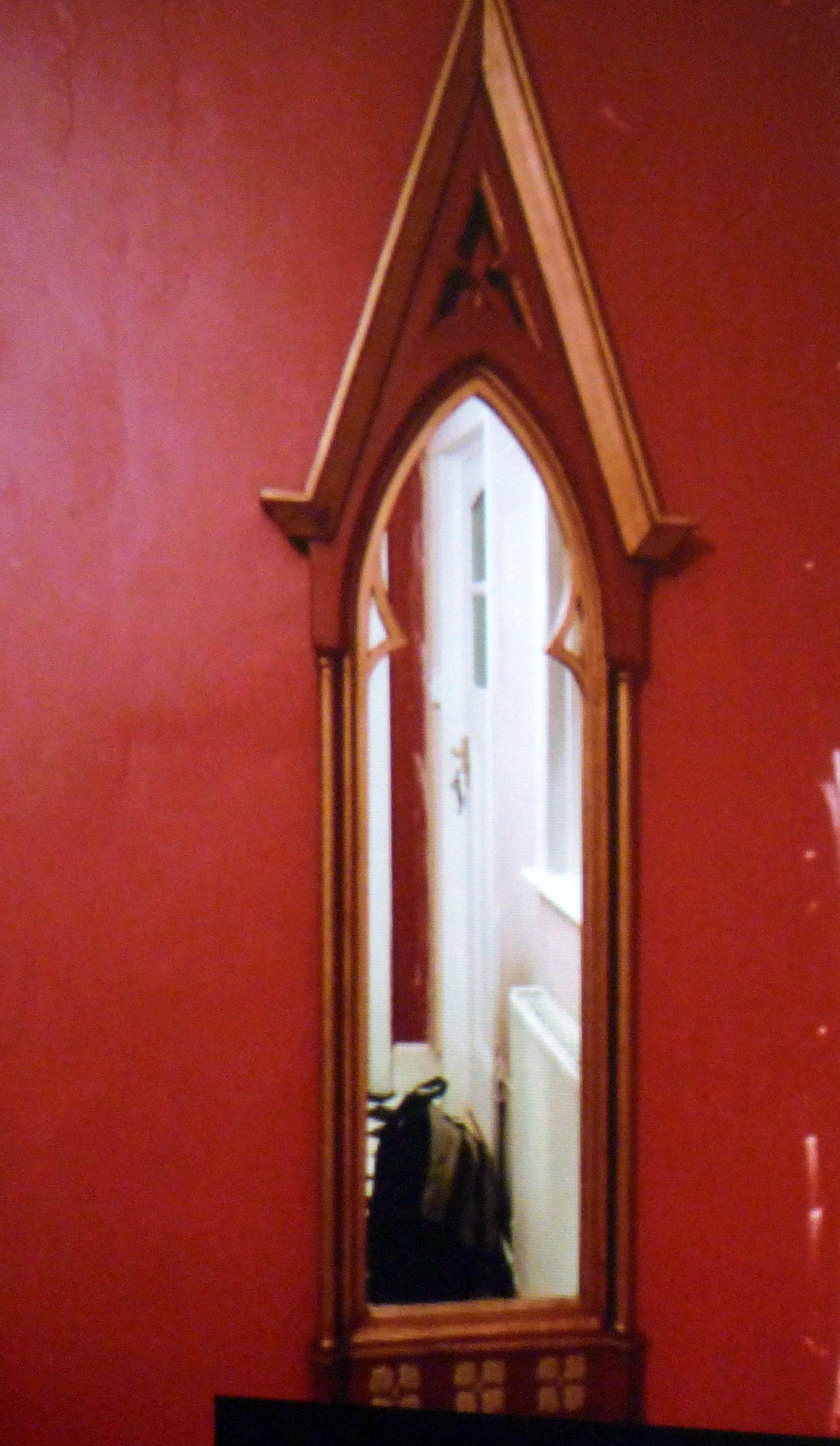 "inspiration for ""Rebuilding a Castle"" hanging by Linda Beagan, N.Wales EG"