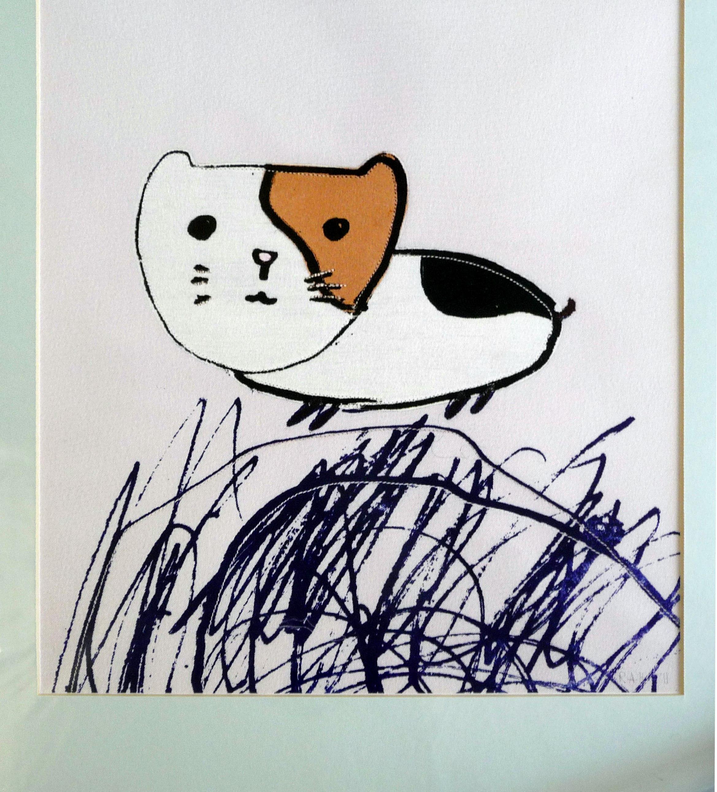sketch by Rachael Howard