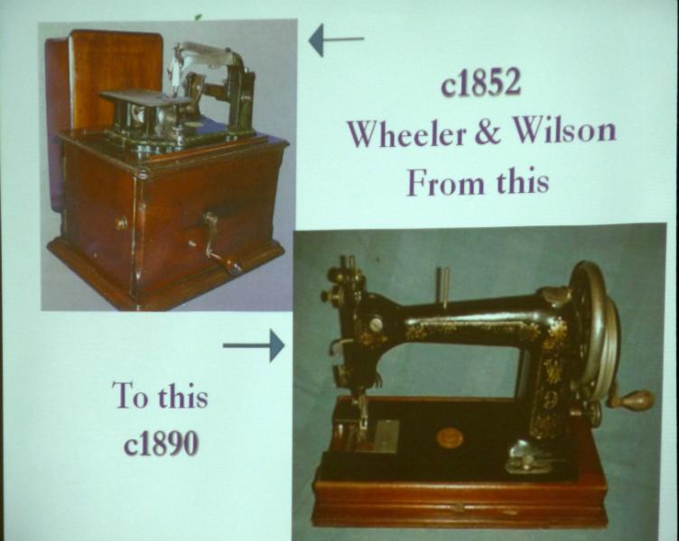 one of Sue Sercombe\'s slides