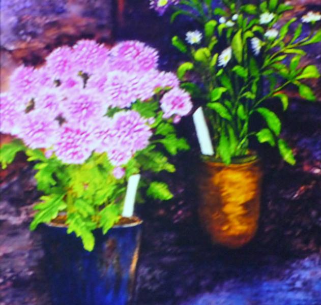 Nawal Gebreel- painted sample