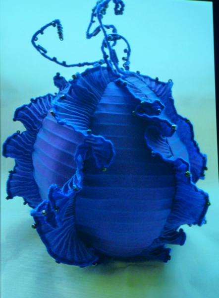 item made for Liverpool Bluecoat\'s 50th Anniversary exhibition