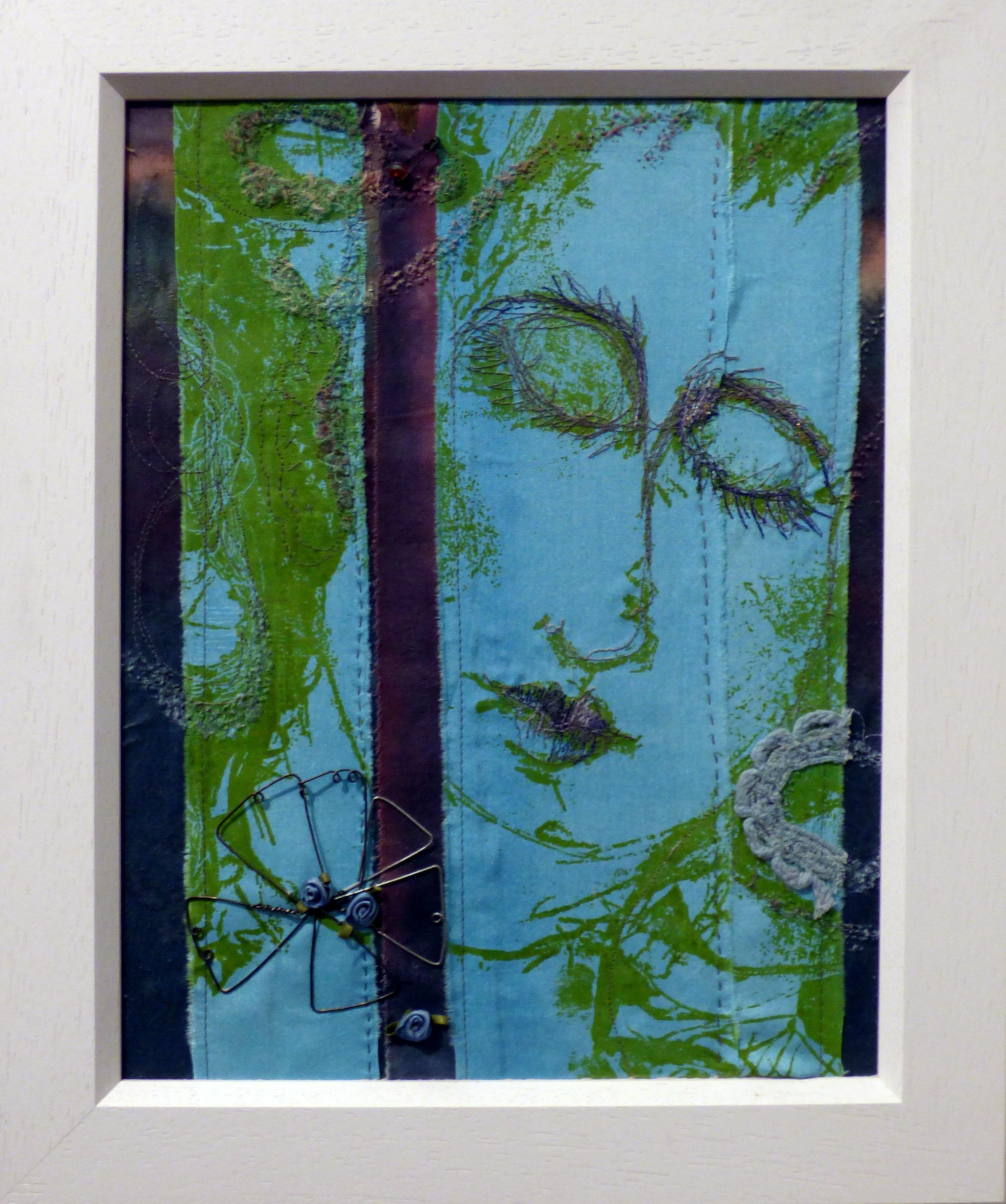 SORROW by Yvonne Noworyta, Ten Plus exhibition, Nantwich