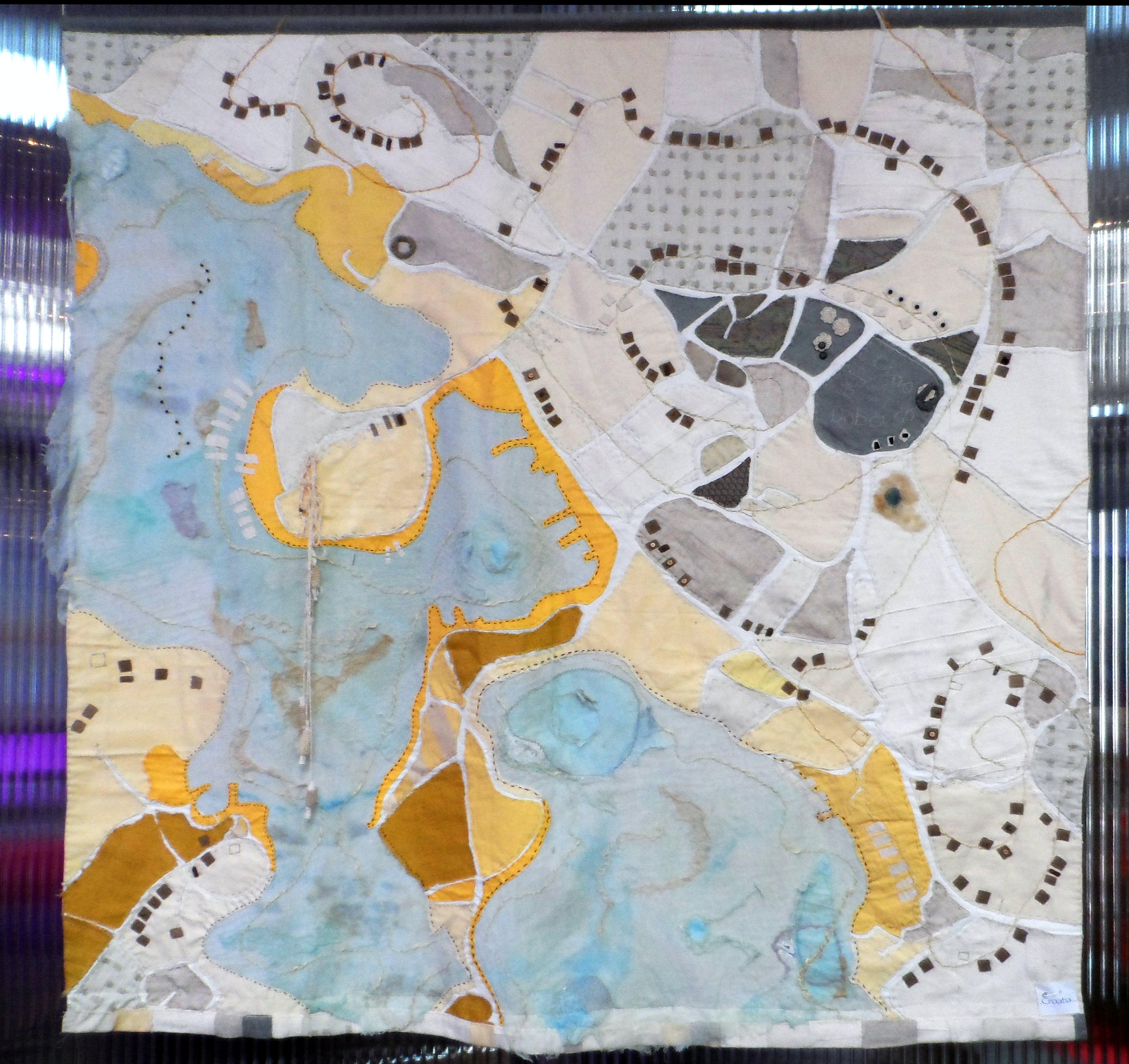 CROATIA by Nina Dragen Belic, Marija Papac, Christina Fardell, Sonja Privat, Radojka Grzinic, The Mapping Project, Fashion Hub, Liverpool 2019