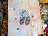 embroidered shoebag made in Sreepur, Bangladesh