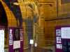 """Outraged Christ"", a wooden artwork in Liverpool Cathedral and Sreepur ""Threading Dreams"" exhibition"