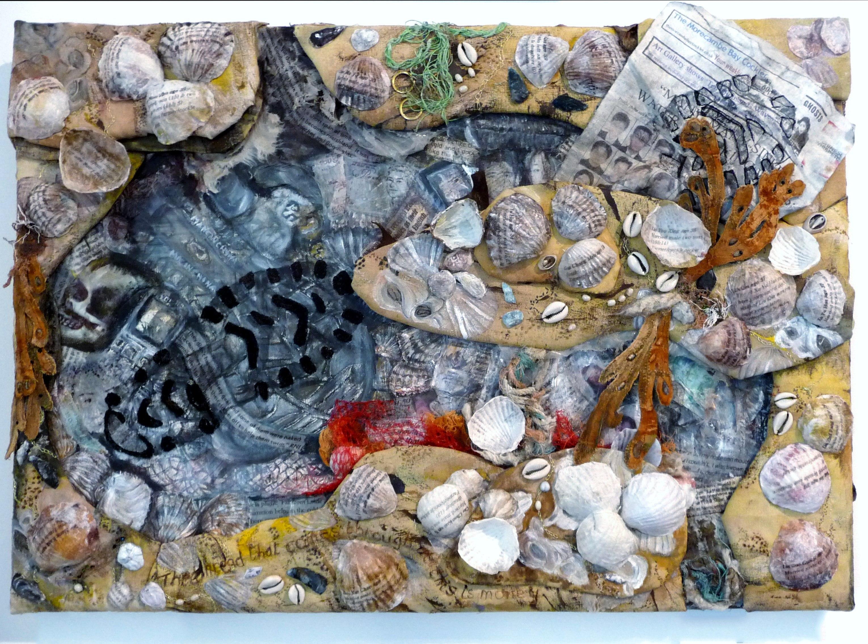 MORCAMBE BAY 2004 by Joyce Preston