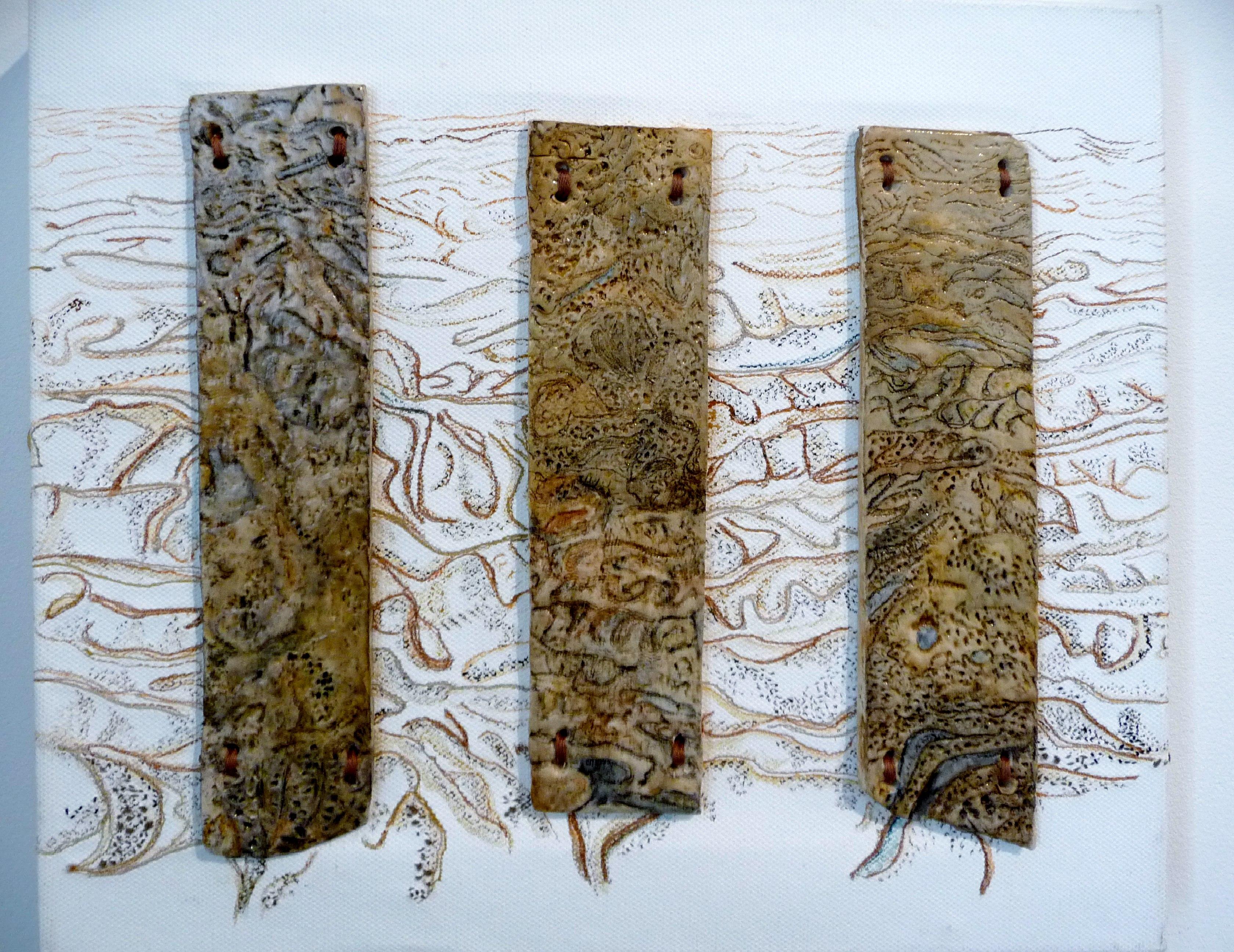 BEACH LINES by Joyce Preston
