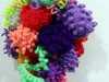 VIRAL by Ildiko Szabo, freeform crochet, Re-View Textile Group, Frodsham 2019