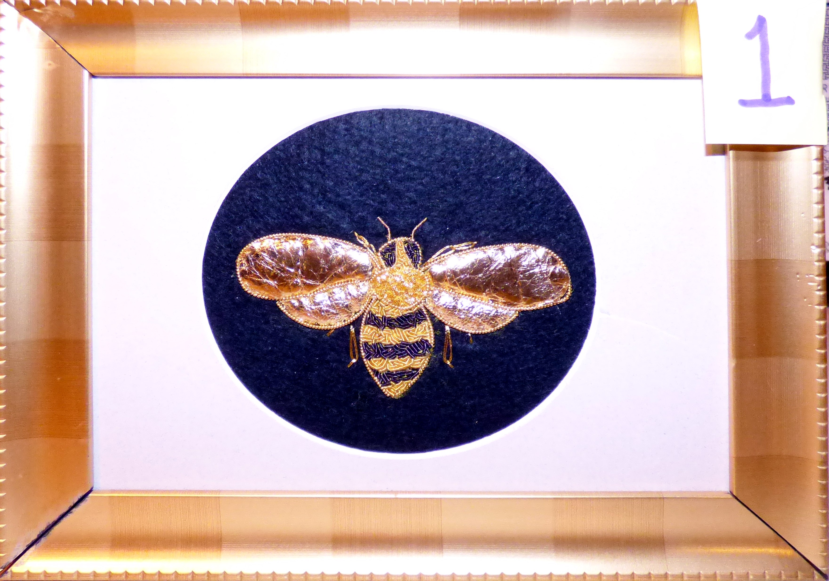 entry to Traditional Embroidery Competition 2016