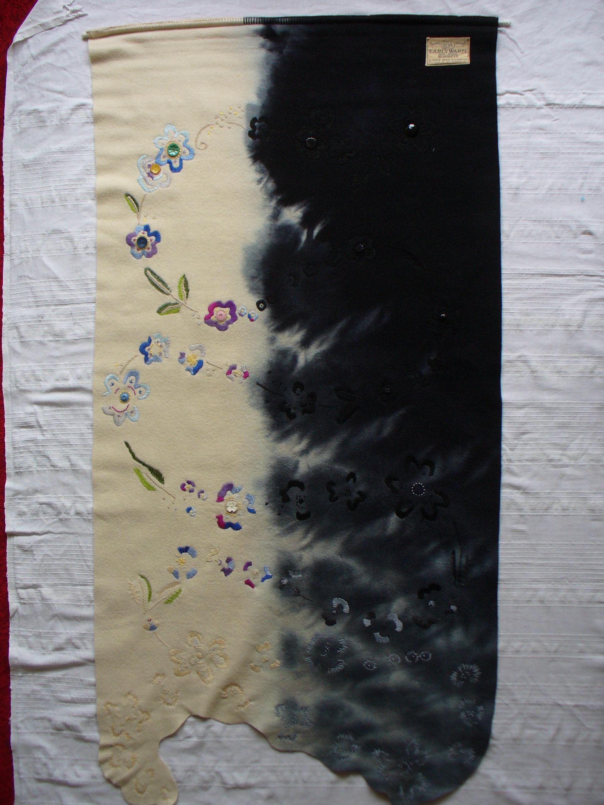 Comfort Blanket by Janet Wilkinson