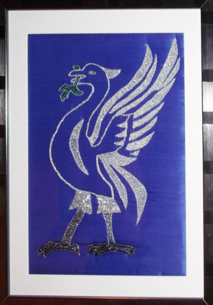 LIVER BIRD by Kathy Green
