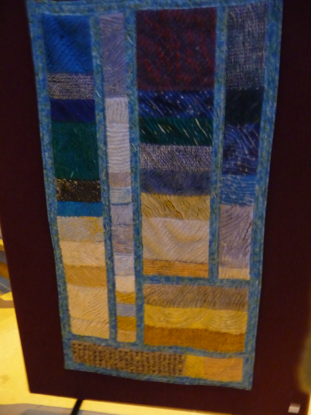 Quilt by Norma Heron
