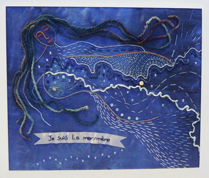 JE SUIS LA MER/MERE by Sarah Lowes