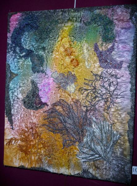 CORAL REEF by Sylvia Roberts