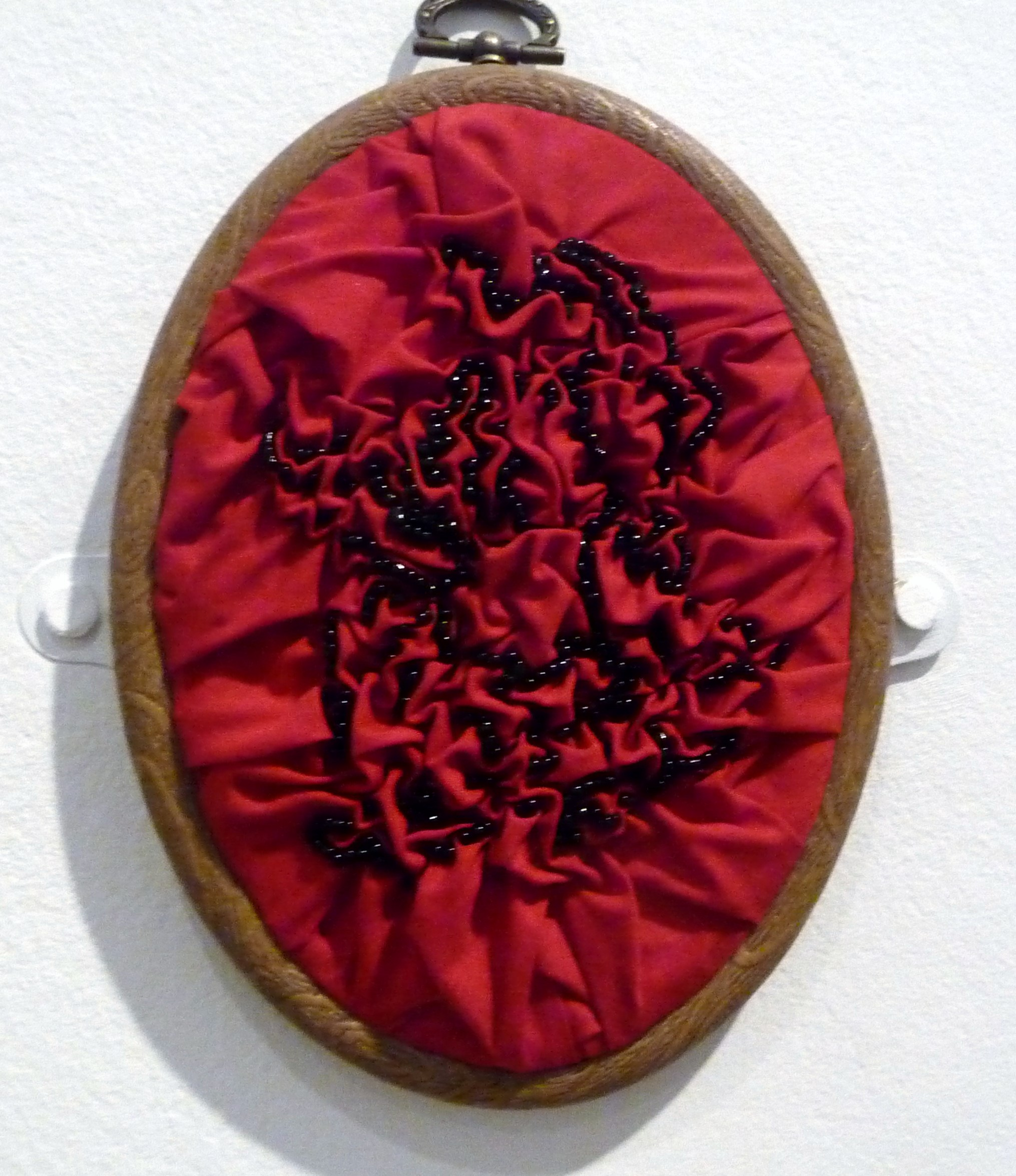 MANJU by Elizabeth Jones, beaded