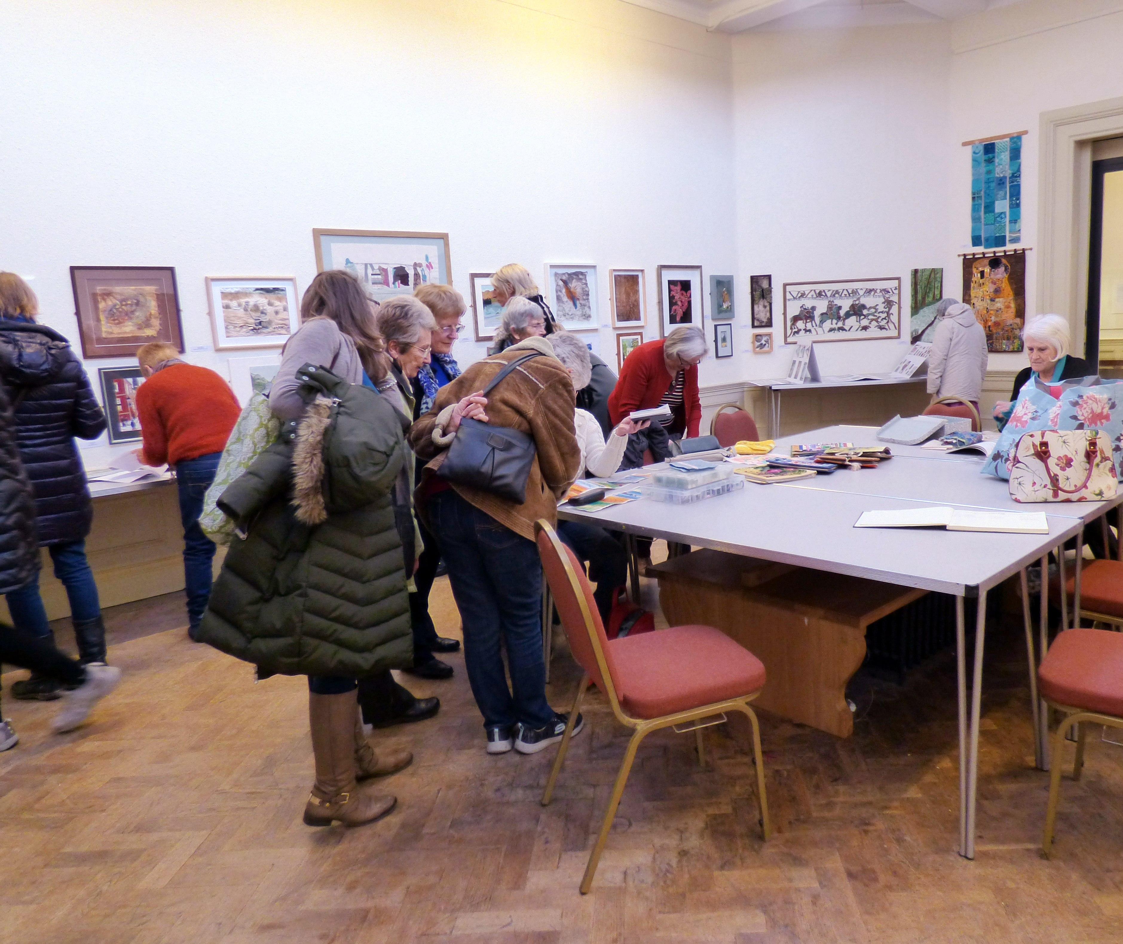 Wirral 20th Birthday exhibition, Williamson Art Gallery 2017