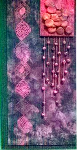embroidery by DIVERSITY Textile Group, Garstang 2014