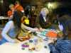 Make & Take Christmas activity at MEG Christmas Party 2014