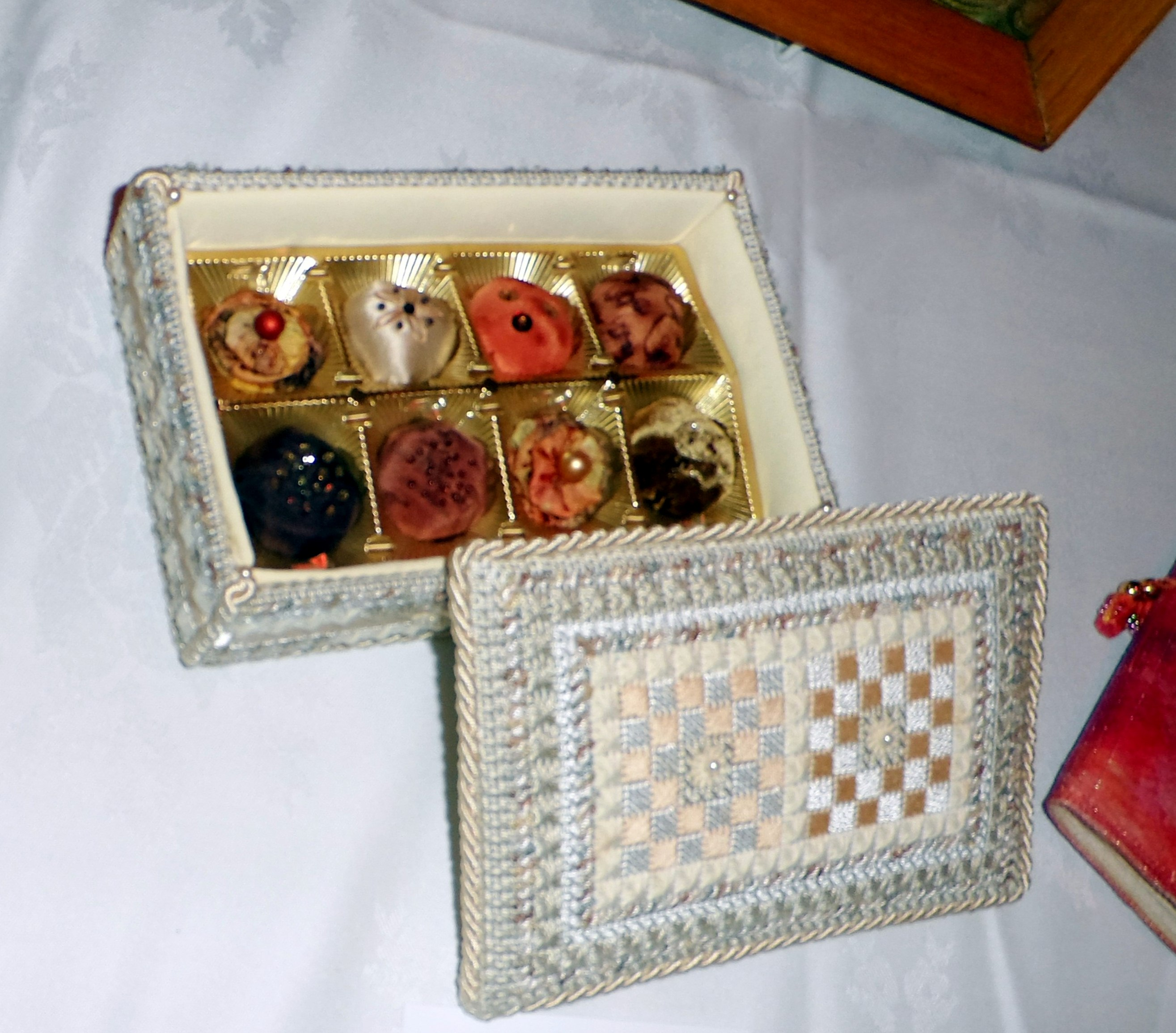 A BOX OF CHOCOLATES by Belinda Rodway  at NW Regional Day, Leyland 2018