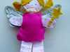 Our YE member Ruby made this lovely angel at home. Well done Ruby!