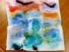 YE group May 2015. This is Annaleise's completed needlefelted seascape