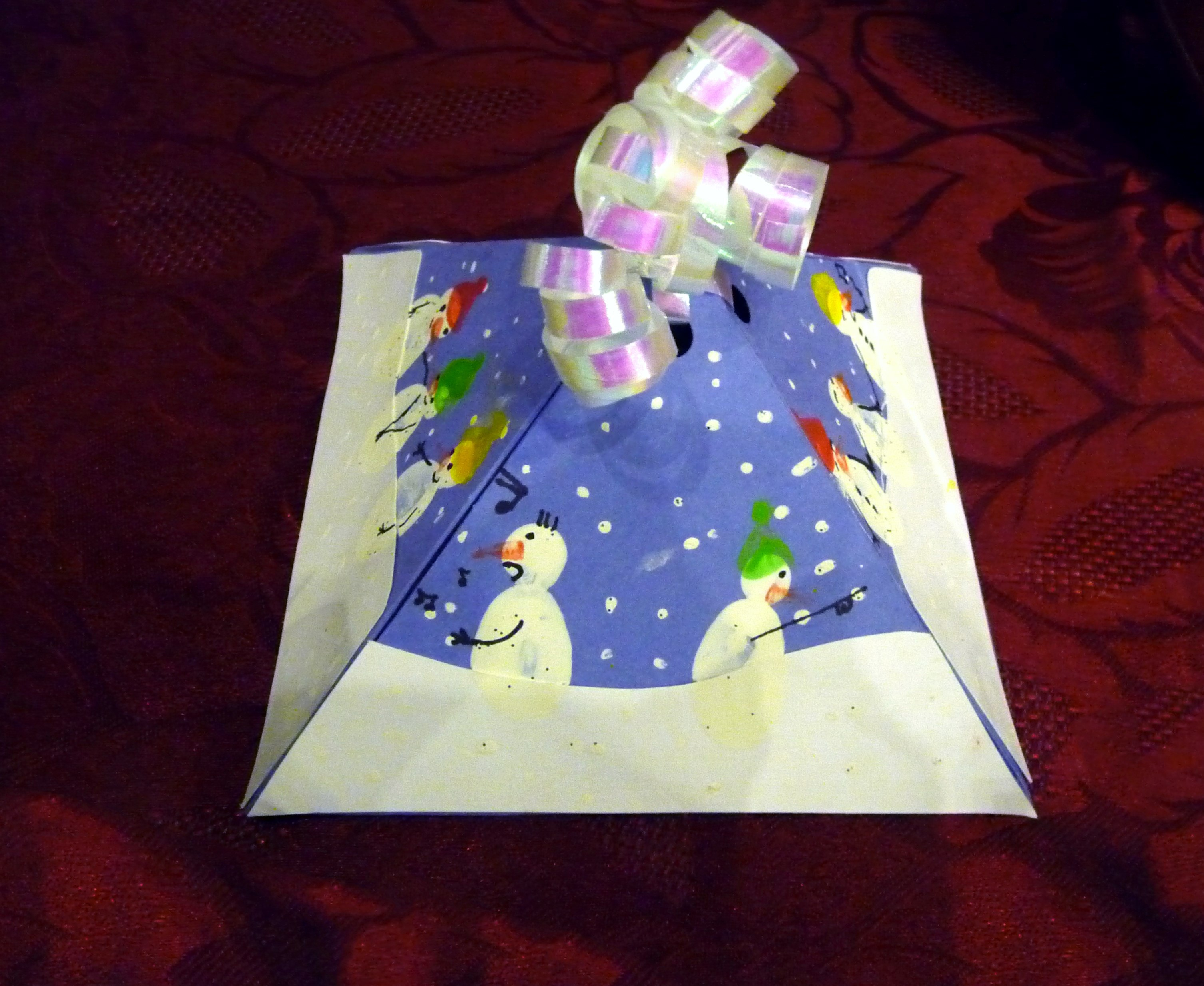 entry to YE Christmas competition 2015