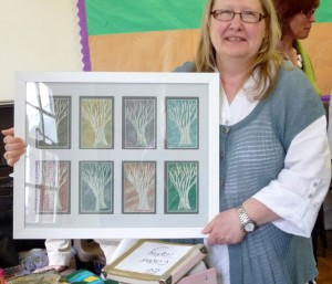 Gill Roberts- winner of Colour Competition 2012