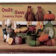 Quilt and Sew Country style, by Anne-Pia Godske Rasmussen