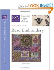 RSN essential stitch guide Bead Embroidery_
