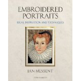 Embroidered Portraits byJan Messant_