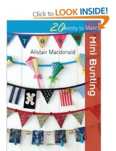 mini bunting by alistair mcdonald_
